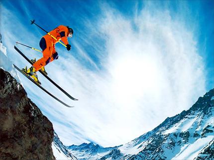 Экипировка лыжника