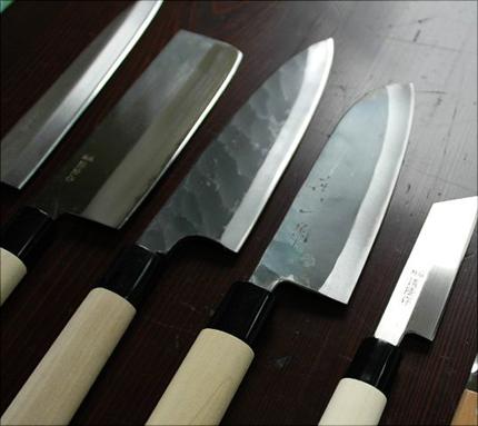 Главный кухонный инструмент – нож
