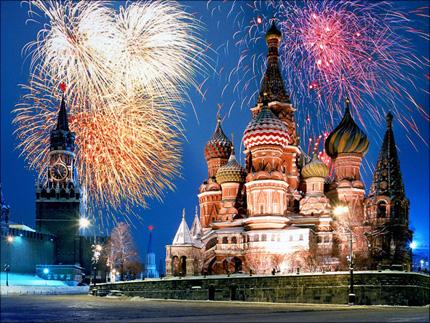 Прогулки по Москве: Красная Площадь
