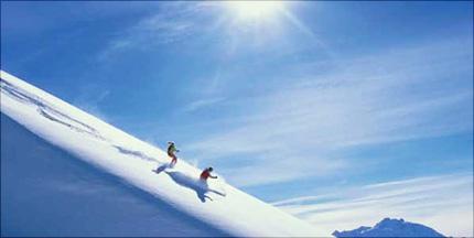 «Швейцария - горнолыжная сказка